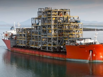 Royal Boskalis To Transport Giant Johan Sverdrup