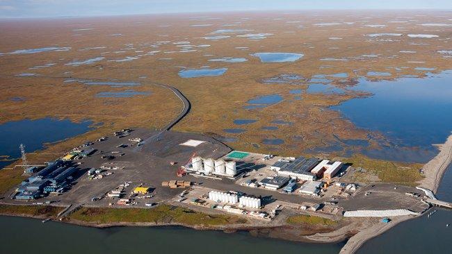 ExxonMobil Starts Arctic Production