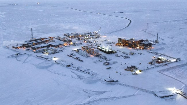 ExxonMobil Point Thompson