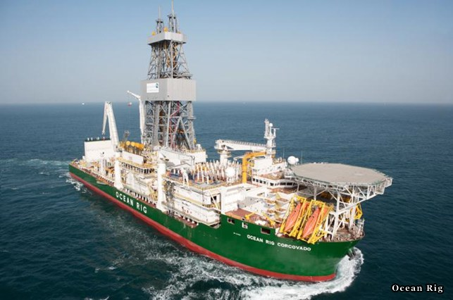 Drilling Rig Buyout Gives Full Control