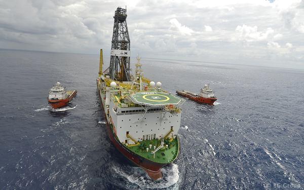 Odfjell Drilling Deepsea Metro II