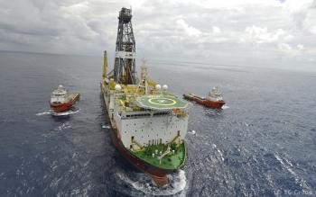 Ultra Drillship Wins Work Offshore Malaysia