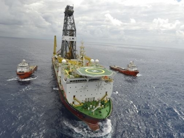 Ultra Drillship Wins Work Offshore Malaysia