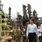 24 Dead In Pemex Explosion