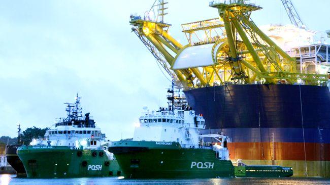 POSH Offshore Tug Vessels