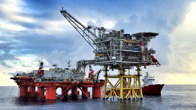 Production Starts At West Of Shetland Solan Field