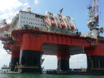 The World's Most Advanced Offshore Accommodation Vessel Safe Boreas