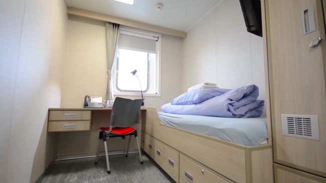 Safe Boreas Single Cabins