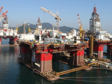 New Songa Drilling Rig Starts Work