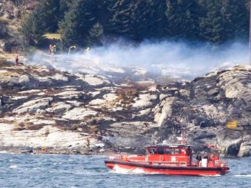 All 13 Dead In Helicopter Crash; After Rotors Detach