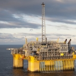 Drilling Starts On 798 Million North Sea Fram Field