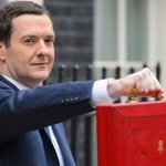 UK Chancellor Of The Exchequer, George Osbourne