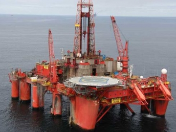 North Sea Oil Well Disappoints Wintershall