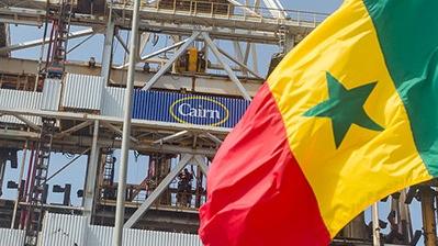Cairn Energy Offshore Drilling Senegal