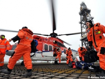 Offshore Helicopter Crash; Statoil Launch Own Investigation