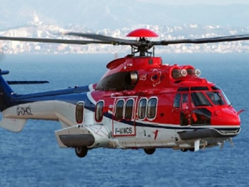 Shell Suspends All CHC Helicopter Flights