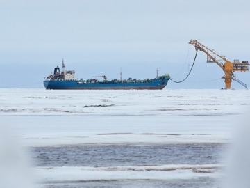 First Oil Shipped From Arctic Yamal