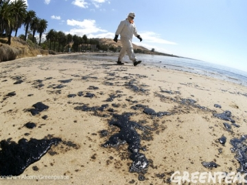 US Oil Spill Blamed On Plains