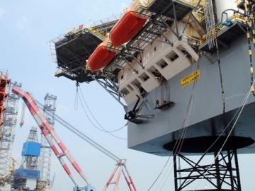 New Drilling Rig Maersk Highlander Delivered