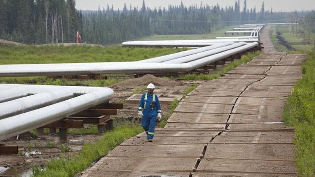 Oil Sands Production Gets Back On Track