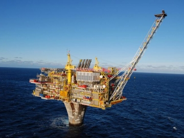 Shell To Flow Offshore Draugen Wells