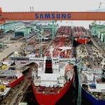 Worker Dies At Samsung Shipyard