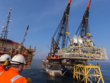 Latest North Sea Platform Installed At Montrose
