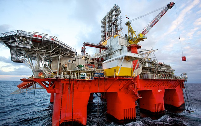 Drilling Starts Offshore With Total And Tullow Oil