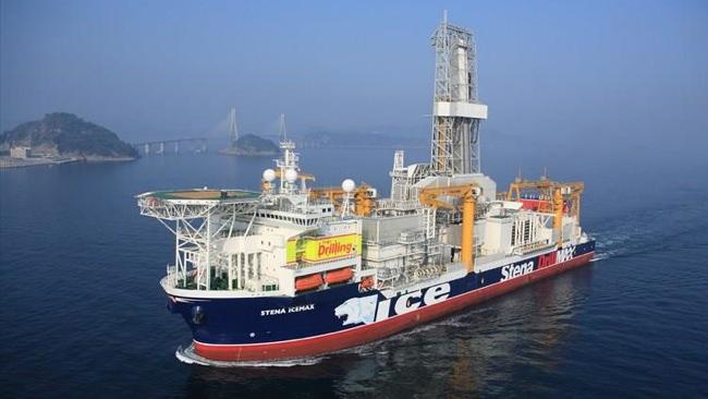Stena IceMAX Harsh Environment Drillship