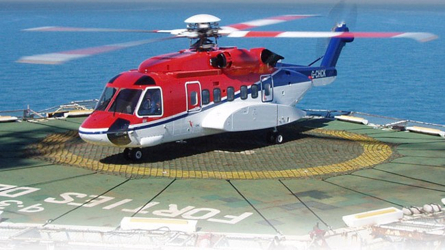 Breaking: CHC Helicopter Makes Emergency Landing On False Alarm