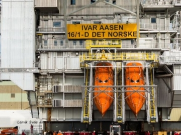 Ivar Aasen Ready For The North Sea
