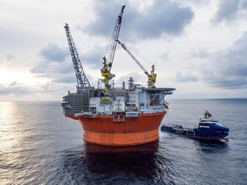 Offshore Worker Seriously Injured On Goliat FPSO