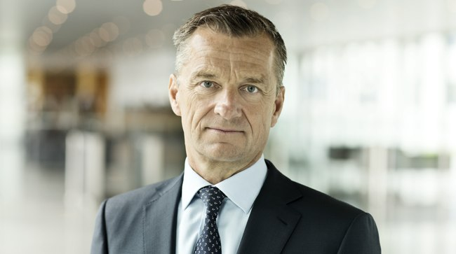 Maersk Oil CEO Jakob Thomasen