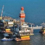 Lukoil Spuds First Development Well In Caspian Sea