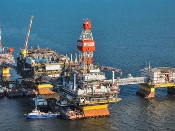 Lukoil Spuds First Development Well In Caspian Sea