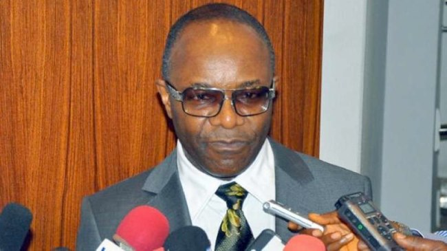 Nigerian Oil Minister