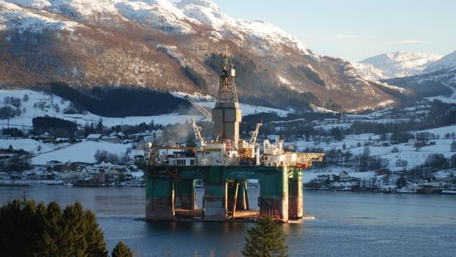Norwegian Continental Shelf Disappoints