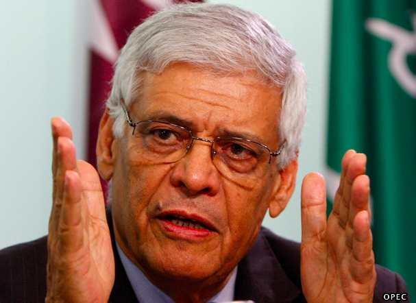 OPEC Secretary General Abdallah Salem el-Badri