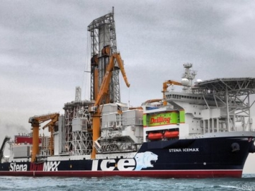 Shell Restarts Offshore Drilling With IceMAX