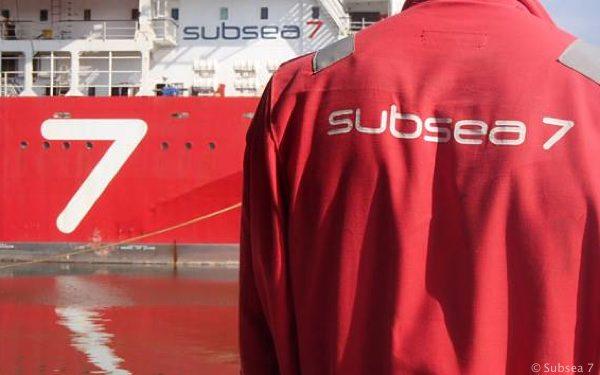Subsea 7 Offshore Worker