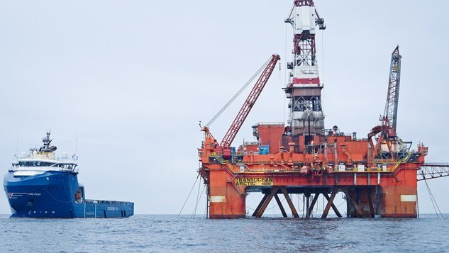 Offshore Drilling To Start With Transocean Arctic