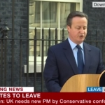 Breaking: British Prime Minister Resigns After Brexit Vote