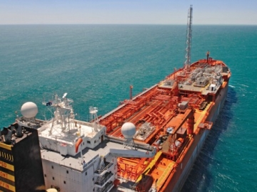 FPSO Commissioned Offshore Nigeria
