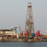 Petrosaudi Saturn Offshore Drillship