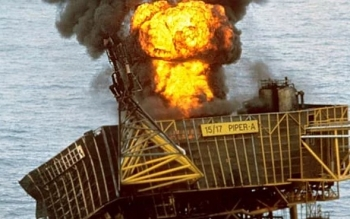 On This Day: Piper Alpha Disaster 1988 Remembered