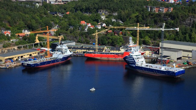 Vard Cuts Jobs in Norway and Brazil