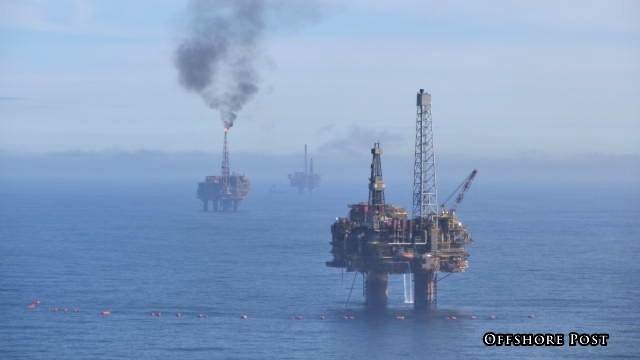 Shell's Mighty Brent Oil Field In Production