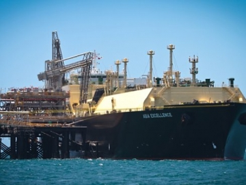 Chevron Signs LNG Supply Agreement