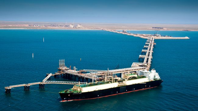 Gas Leak Forces Shutdown At Chevron Gorgon LNG