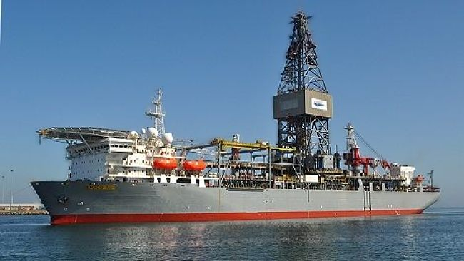 Ensco Sells Drilling Rigs for Scrap